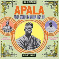 VARIOUS – apala: apala groups in nigeria 1964