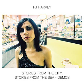 PJ HARVEY – stories from the city, stories from the sea. demos