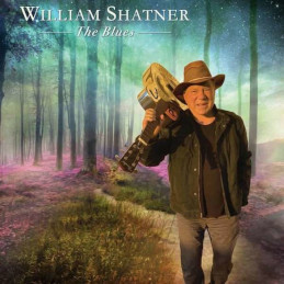 WILLIAM SHATNER – the blues