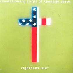 ALAN VEGA & REVOLUTIONARY CORPS OF TEENAGE JESUS – righteous lite