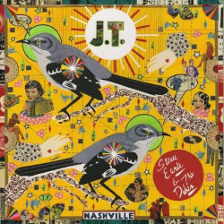 STEVE EARLE & THE DUKES – j.t.