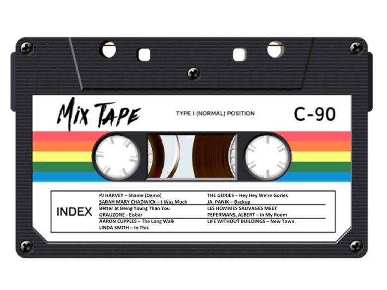 Unser Mix-Tape für Mai 2021