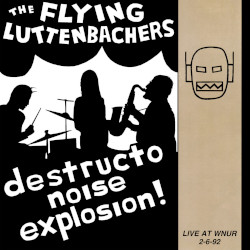 THE FLYING LUTTENBACHERS – live at wnur 2-6-92