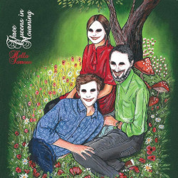 THREE QUEENS IN MOURNING & BONNIE PRINCE BILLY – hello sorrow, hello joy   2 lps/