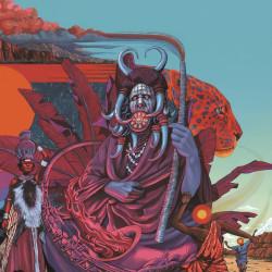 IDRIS ACKAMOR & THE PYRAMIDS – shaman!  2 lps/