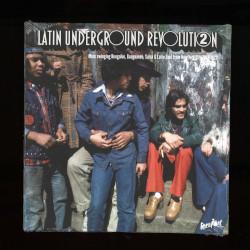 V.A. – latin underground revolution vol. 2   3x 7�