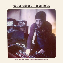 WALTER GIBBONS – jungle music 2 lps