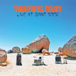YAWNING MAN – live at giant rock