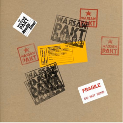 THE WARSAW PAKT – needle time   lp + 7�